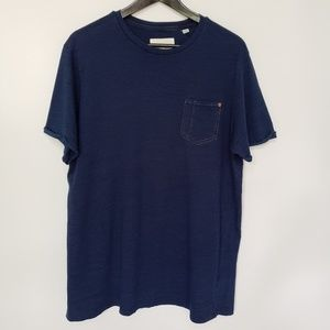 Paper Denim and Cloth Short Sleeve T-shirt, size L
